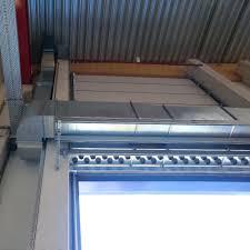 industrial air curtain air door smitsair