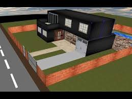 container home design software free shipping container house design project youtube