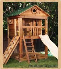 Backyard Playhouse Plans by 65 Best Outdoor Playhouse Ideas Images On Pinterest Playhouse