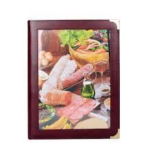 Menu Covers Wholesale Wholesale Menu Covers Probrains Org