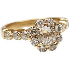 light diamond rings images 1 91 ctw diamond crown of light engagement ring 14k gold arnold png