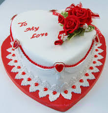 Decorate A Cake Like This Using Marzipan Or Fondant Valentine U0027s