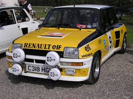 renault rally stunning renault 5 turbo 2 in rally livery tim johnson flickr