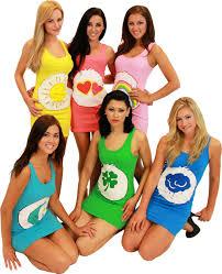 care bears costume tunic tank dress tv store