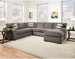 Sectional Sofas For Less American Furniture 5250 Sectional Sofa Seats 5 Rooms For Less