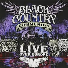 black country communion live europe 2 cd
