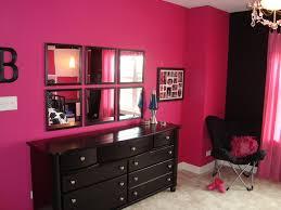 Pink And Black Room Decor Best  Pink Black Bedrooms Ideas On - Girls bedroom ideas pink and black