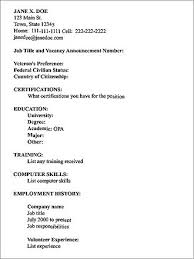 How To Present A Resume How To Type A Resume Resume Templates