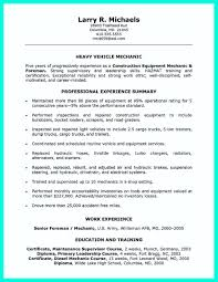 Maintenance Description For Resume How To Write A Construction Resume Resume For Your Job Application