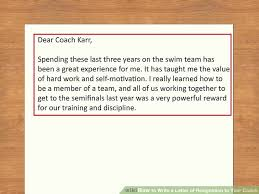 how to write a letter of resignation to your coach with sample