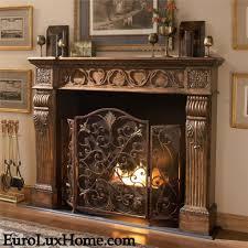 copper fireplace screen laboratorioc3masd co