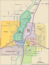San Diego Map Neighborhoods by Albuquerque Maps New Mexico U S Maps Of Albuquerque