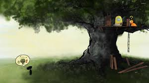 tree house wallpapers for desktop 1024x768 298 37 kb