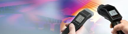 innovative handheld pyrometer with laser sighting micro epsilon