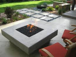 Modern Outdoor Gas Fireplace by Architect Modern Gas Fire Pit For Your Outdoor And Backyard Decor