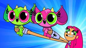 love monsters teen titans wiki fandom powered wikia