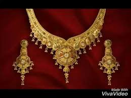 gold necklace collection images 22k gold necklace collection 2017 jpg
