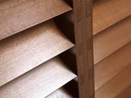 35mm wooden blinds