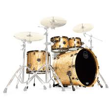 mapex saturn v exotic 22 u0027 u0027 sound wave shell pack natural maple at