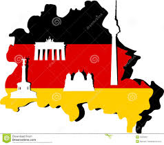 Berlin Germany Map by Germany Map And Berlin Royalty Free Stock Photography Image