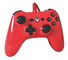 xbox 1 black friday amazon amazon com xbox one mini series wired controller xbox one red