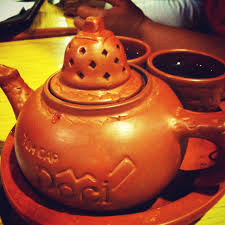 Teh Poci teh poci or poci tea from tegal central java indonesia what to