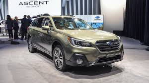 older subaru outback 2018 subaru outback brings well thought out facelift to new york