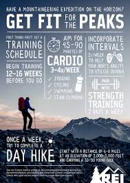How To Train For Stair Climb by Mountaineering Fitness And Training Tips Hiking Backpacks And