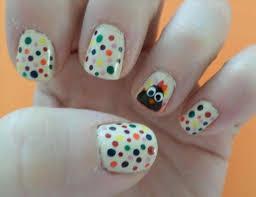 easy thanksgiving nail designs images nail and nail design ideas