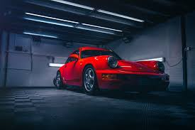 porsche 964 red a good investment porsche 964 with bilstein b16 bilstein