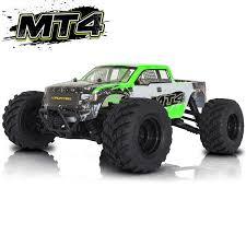 funtek monster truck 4wd mt4 rtr ftk mt4