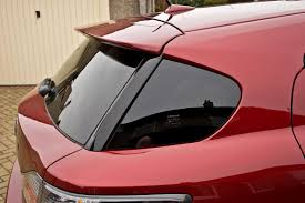 lexus ct200h uk forum question about tinted windows