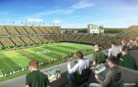 Colorado State University Campus Map by Reserve Your Seat Colorado State Stadium
