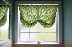 Bathroom Window Decorating Ideas Bathroom Window Curtain Styles Magnificent Bathroom Window