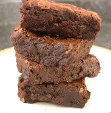 gluten free salted chocolate fudge brownie recipe better than