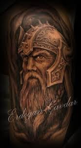34 awesome viking tattoos