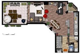 floorplan com apartments the unforeseen brown floor design in an animation form