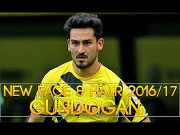 gundogan hair new face hair ilkay gündoğan 2016 2017 pes 2013 by radim luca