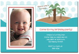 first birthday party invitation wording cimvitation