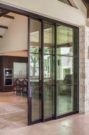 Used Patio Doors Sliding Patio Doors With Built In Blinds 3 Panel Glass Lowes