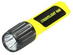 Streamlight Hard Hat Light Streamlight 4aa Propolymer Led Flashlight 100 Lumens