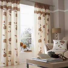 66 Inch Drop Curtains Catherine Lansfield Home Floral Trail Faux Silk Pencil Pleat Lined