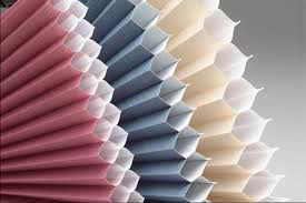 cellular shades and pleated shades