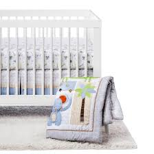 trend lab 6pc crib bedding set jungle fun target