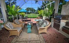 Define Home Decor by Patio Ideas Beautiful Sunroom With Natural Wicker Lanai Furniture