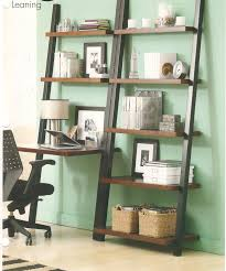 Leaning Bookcase Woodworking Plans by Fabulous Diy Leaning Bookshelf Plans Ideas With Natural Wooden
