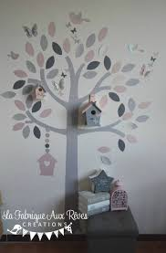 stickers geant chambre fille stickers arbre animaux jungle galerie avec stickers arbre pour