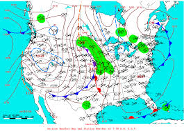 us weather map cold fronts national climate report october 2009 state of the climate