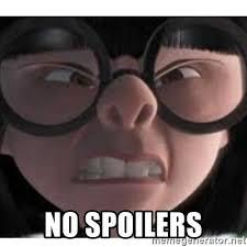 Edna Meme - no spoilers edna mode 1 meme generator