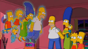 Treehouse Of Horror Online Free - the simpsons halloween special homer and co haunted where to